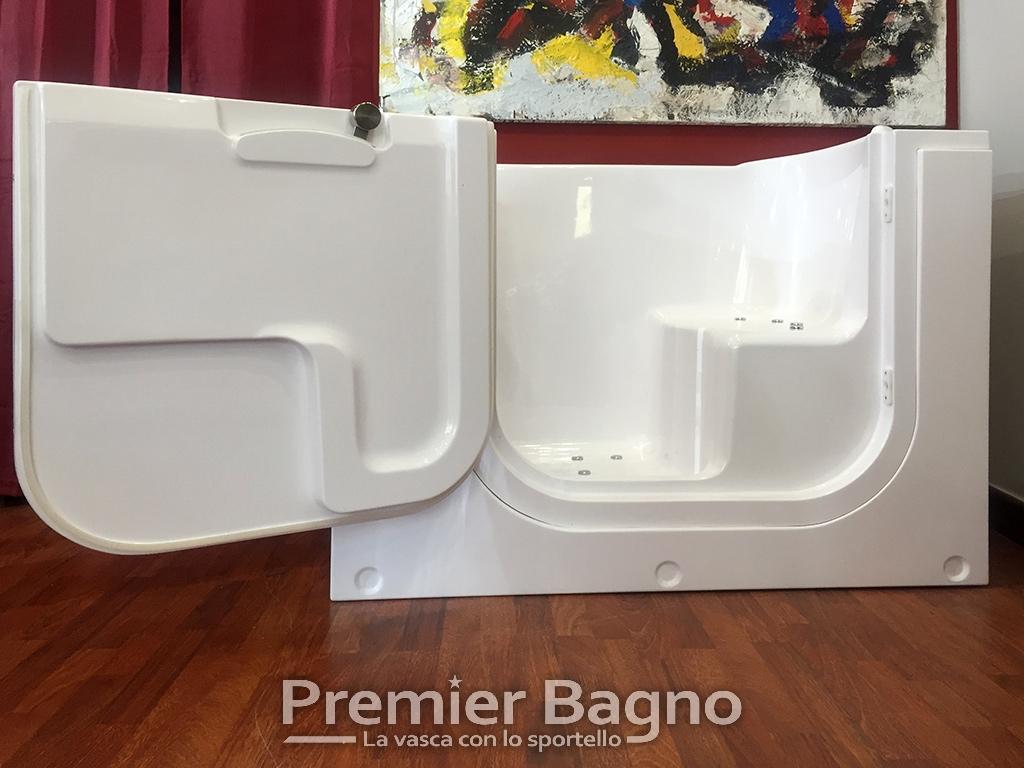 Vasca Da Bagno Con Porta : Vasche da bagno per anziani per un bagno sicuro progettodoccia